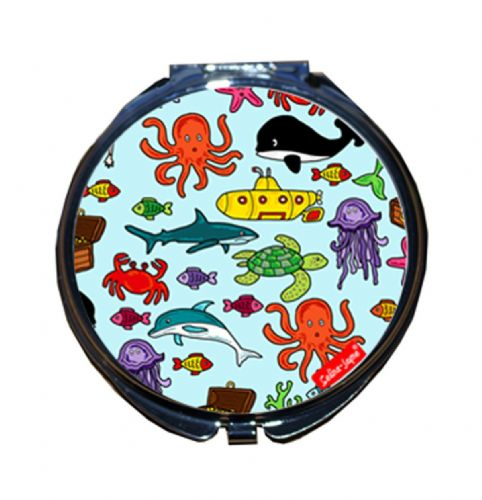Selina-Jayne Sea World Limited Edition Compact Mirror